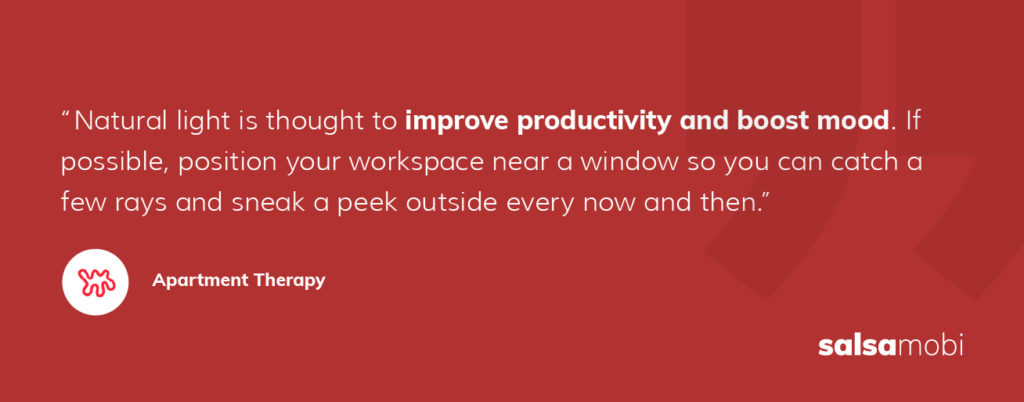 A tip on how remote software engineers can improve productivity